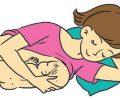 Nhận ra cách chăm sóc của mẹ khiến trẻ sơ sinh khóc nhiều hơn
