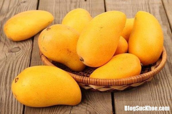 xoai Ăn hoa quả để giảm cân: Đúng khi loại trừ 10 loại trái cây này!