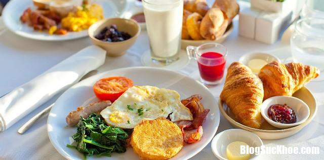 bua sang 1558083574078470864206 Những thực phẩm tốt, nhưng nên loại khỏi thực đơn buổi sáng của bạn