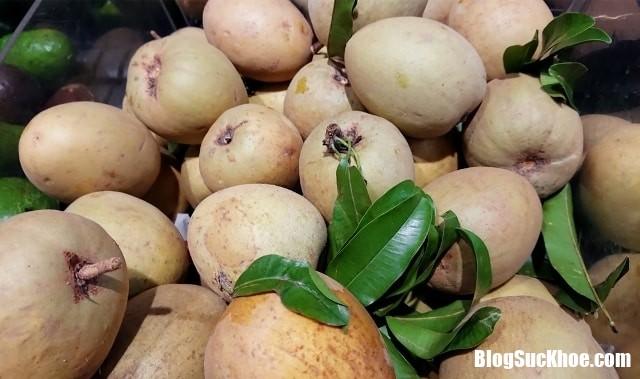 hong xiem 3 Những tác dụng tuyệt vời của trái hồng xiêm đối với sức khỏe