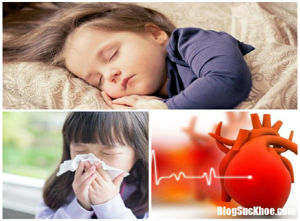 tre Những căn bệnh nguy hiểm trẻ có thể mắc nếu thường xuyên đi ngủ muộn